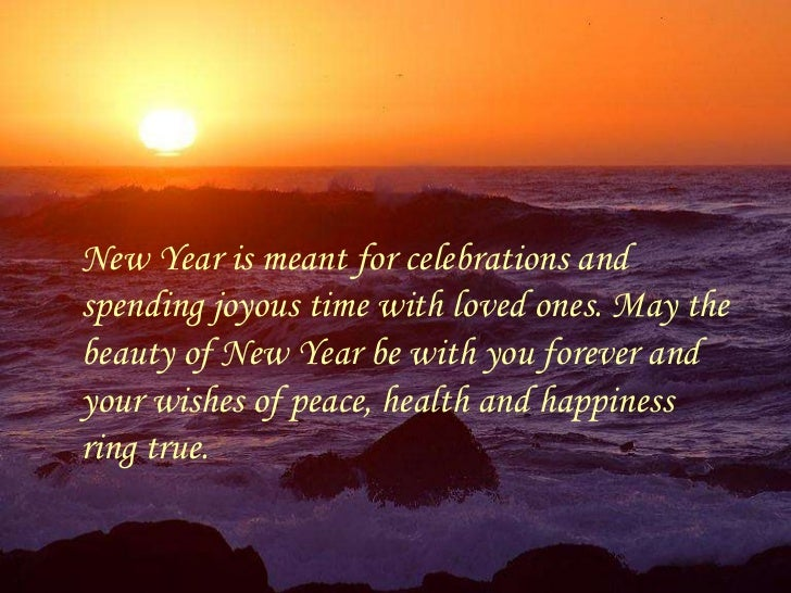 Happy new year wishes new m4hsunfo