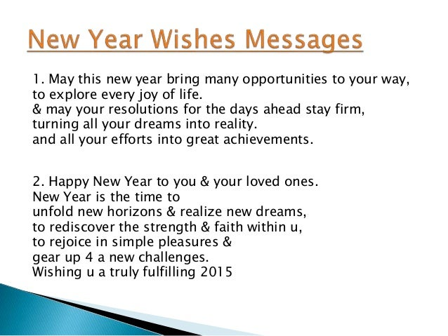 new year wishes messages 1 brought to you by newyearwishesmessagescom 2