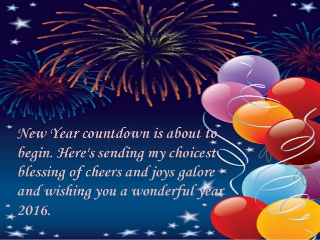 Quotes New Year 2016: Happy New Year Quotes, Wishes, Cards 2016