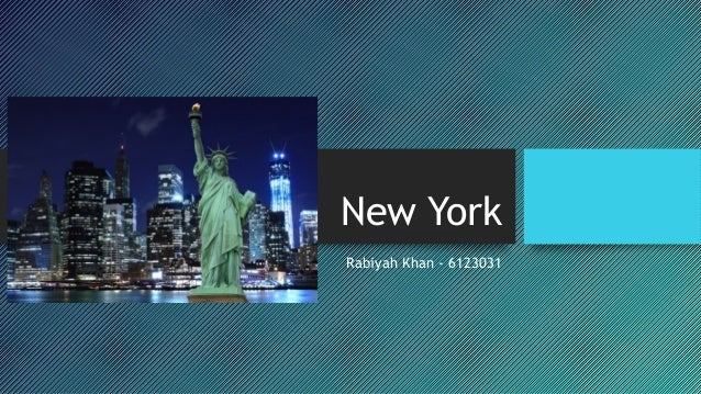 New York Rabiyah Khan - 6123031