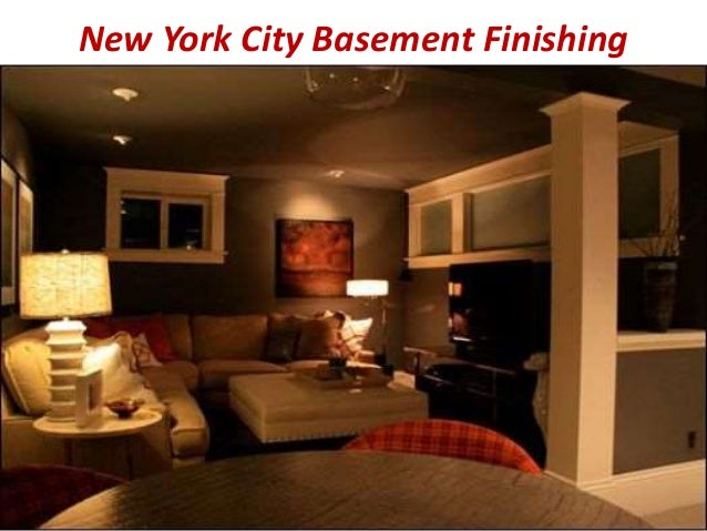 New York City Basement Finishing