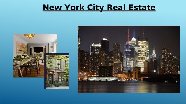 New York City Real Estate