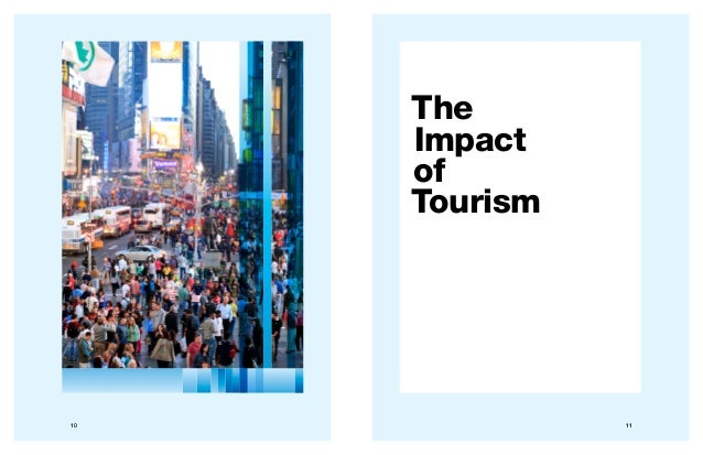 1110 The Impact of Tourism
