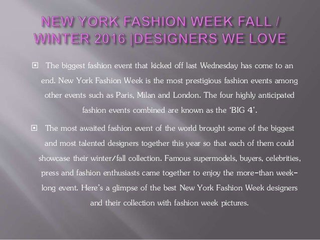 Cashgate Scandal Malawi: New York Fashion Week Slide 2
