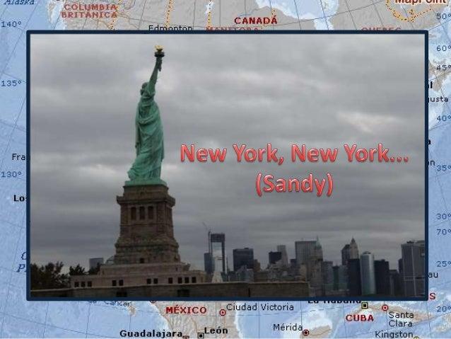 Music: New York, New York (Frank Sinatra)