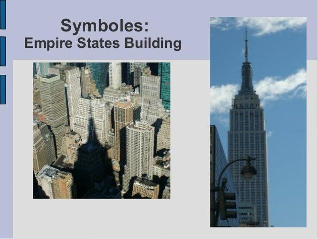 Symboles: Empire States Building