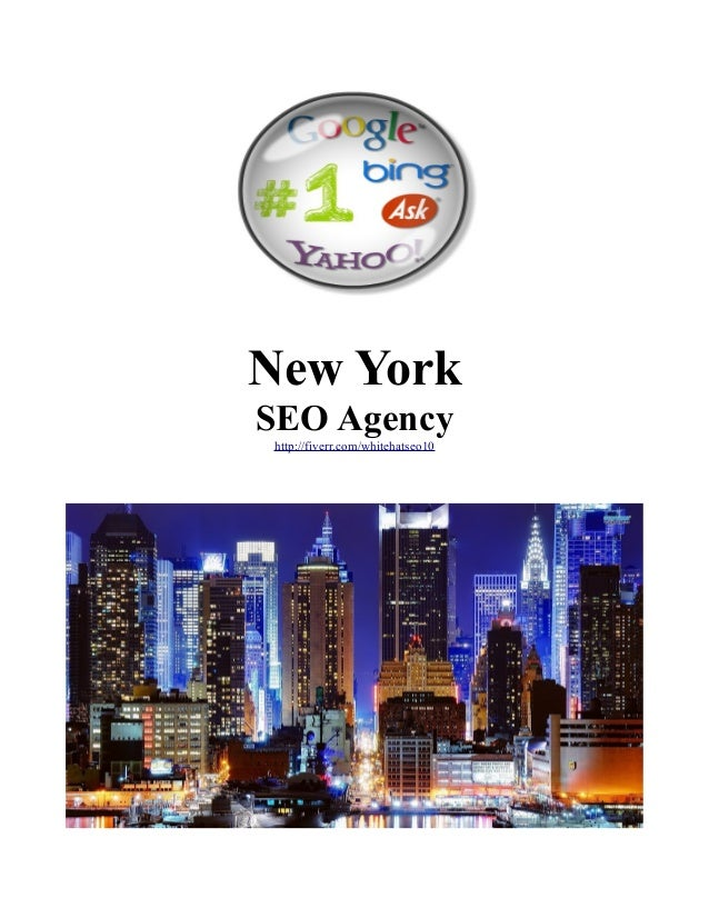 New York SEO Agency http://fiverr.com/whitehatseo10