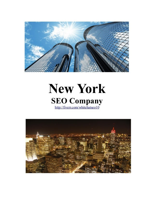New York SEO Company http://fiverr.com/whitehatseo10
