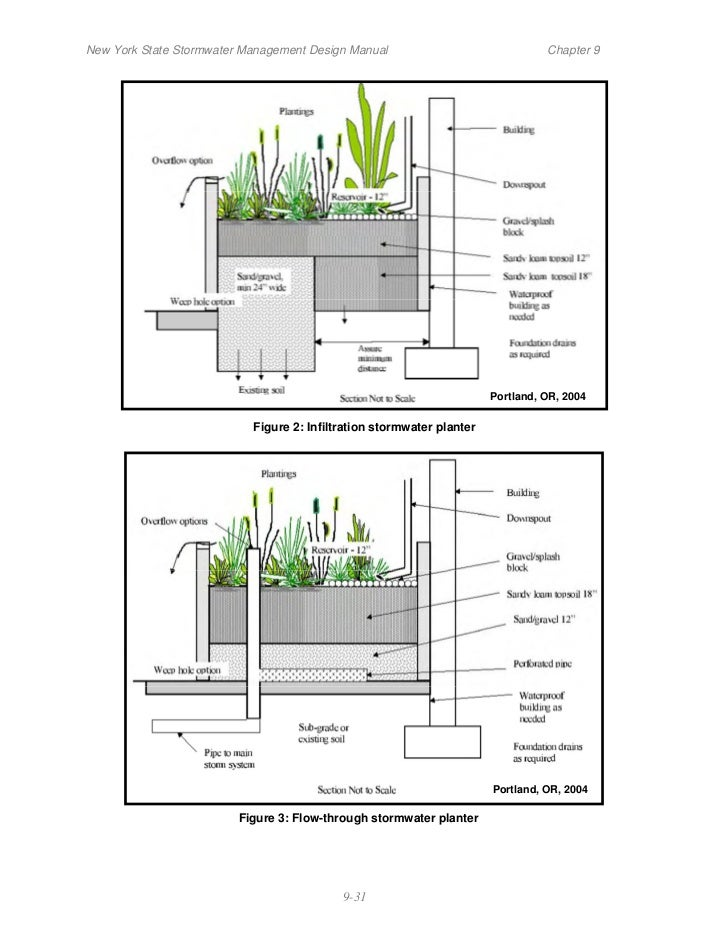 New York State Rain Garden Manual
