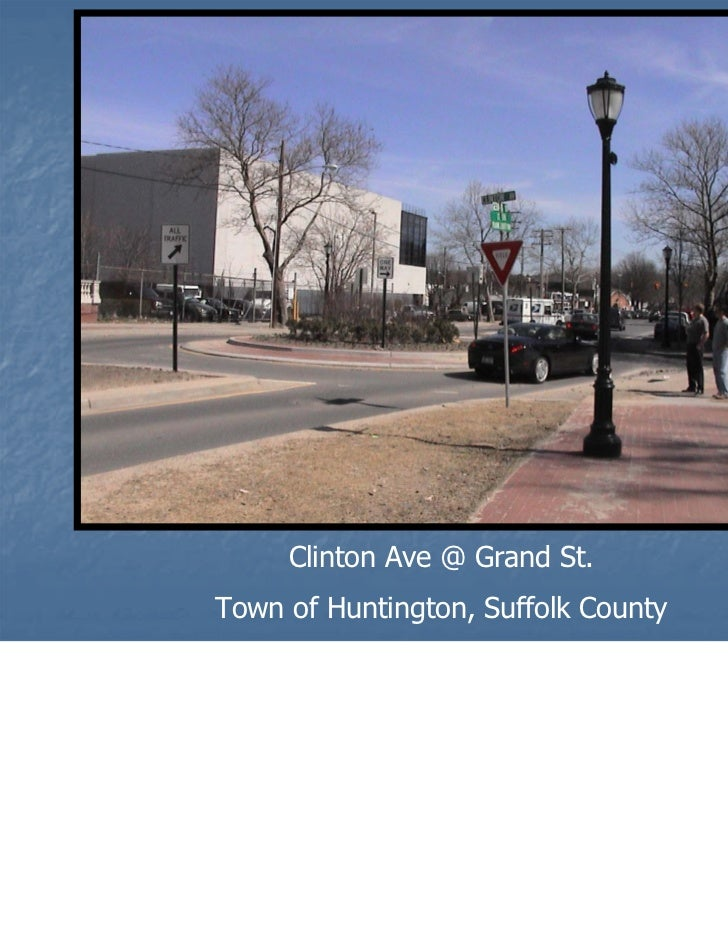 Robert St And Grand Ave Johnson City Ny