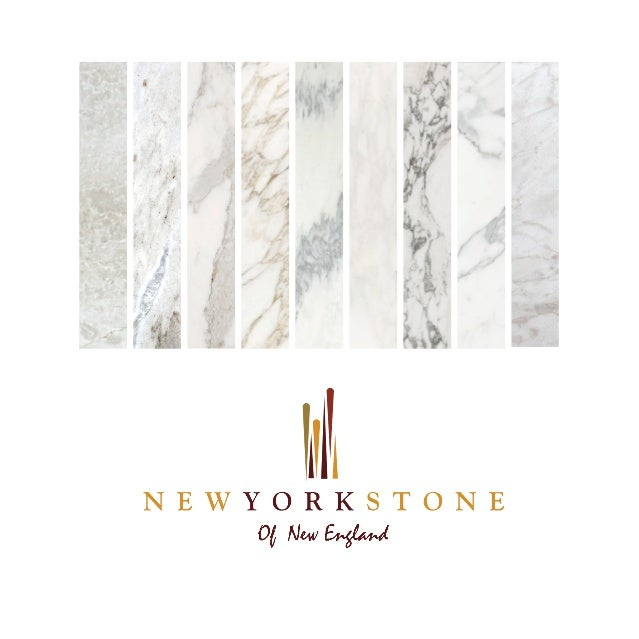 NEW YORK STONE of New England has a reputation that is unparalleled in the stone busi- ness industry. Over the last 26 yea...