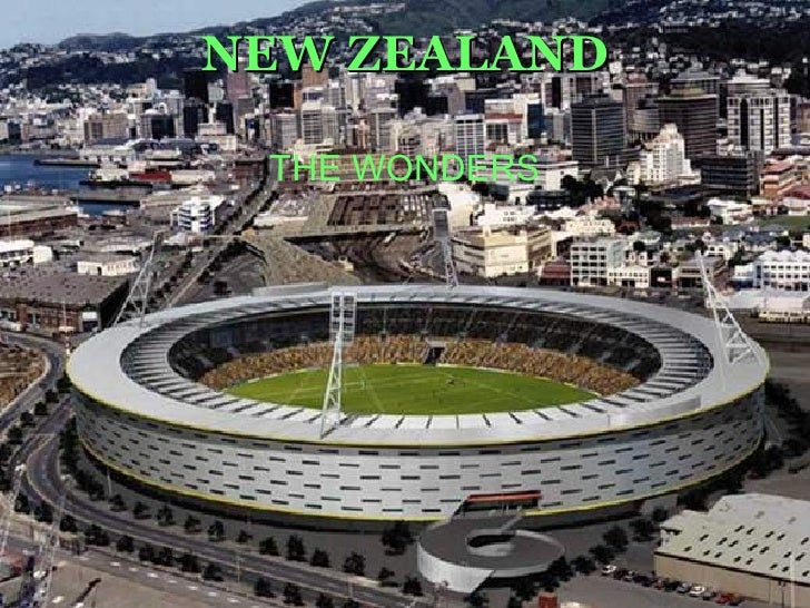 NEW ZEALAND THE WONDERS