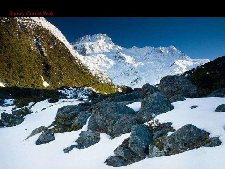 Snowy Cornet Peak