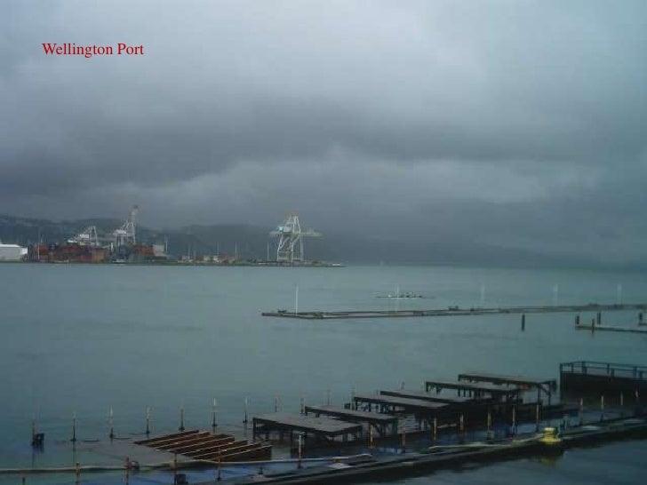 Wellington Port