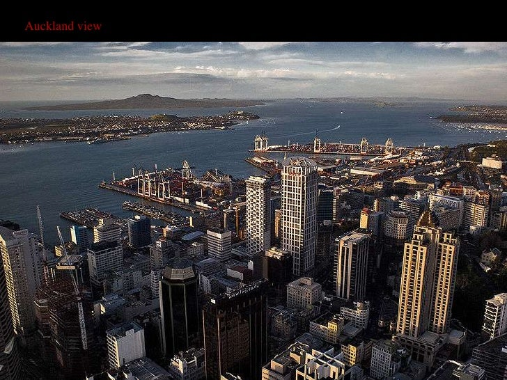 Auckland view