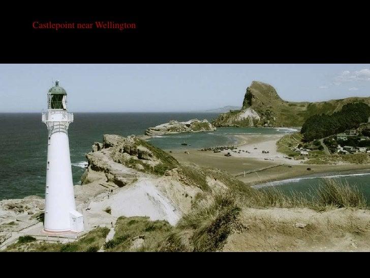 Castlepoint near Wellington