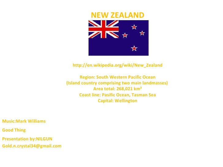 NEW ZEALAND                               http://en.wikipedia.org/wiki/New_Zealand                                    Regi...