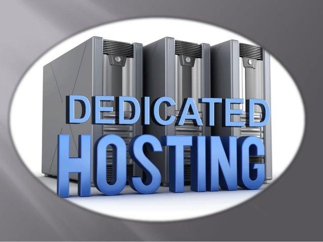 Dedicated server new zealand i