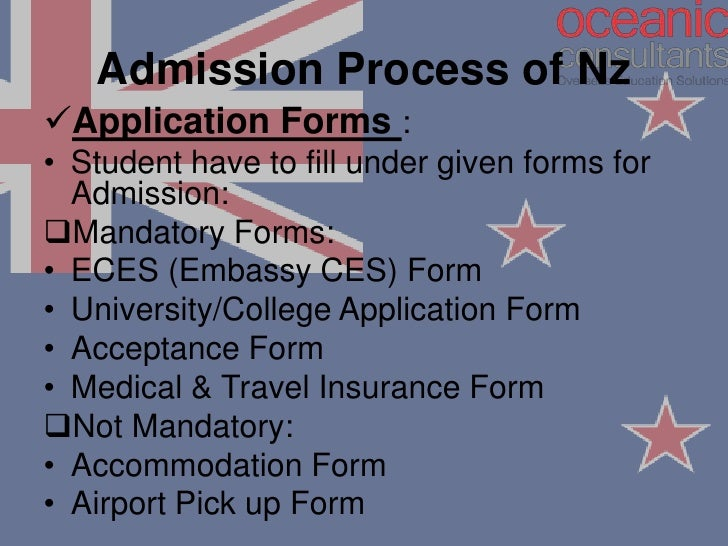 New Zealand For Student VISA
