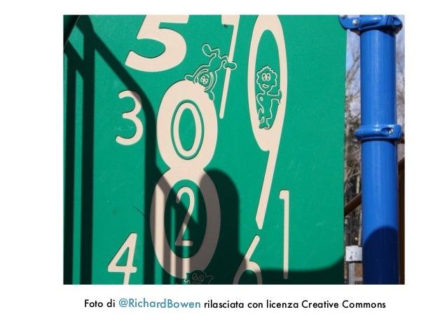 Foto di @RichardBowen rilasciata con licenza Creative Commons
