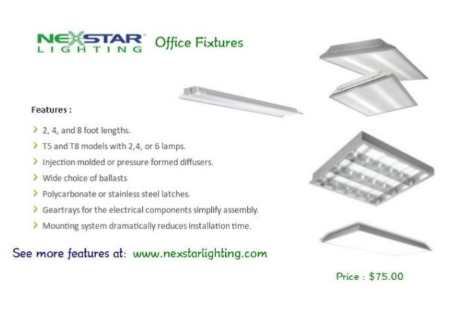 Fluorescent office and commercial lighting fixtures products nexsta fluorescent office and commercial lighting fixtures products nexstar lighting aloadofball Gallery