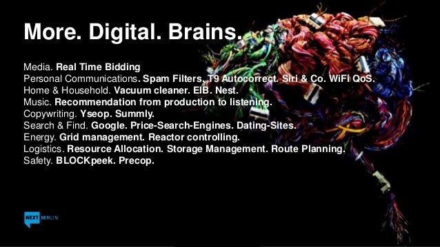 The Business of Digital Brains