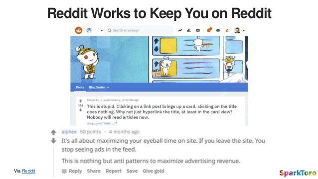Reddit Works to Keep You