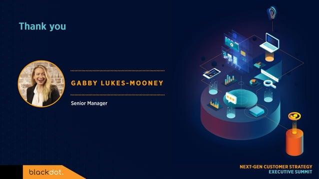 Next gen customer strategy - Melbourne (slideshare)