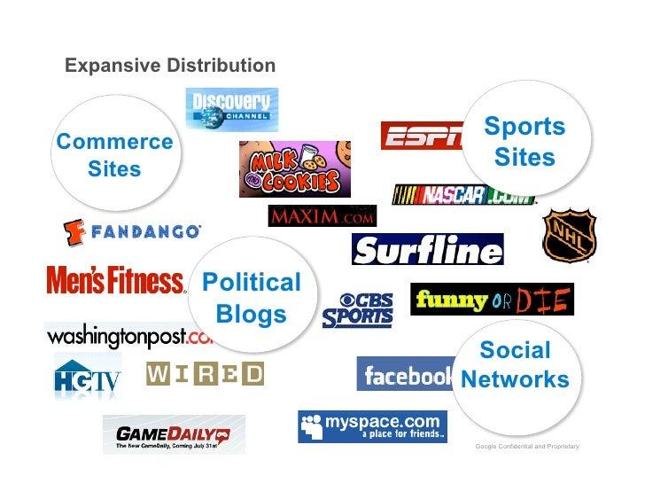 Expansive Distribution                                Sports Commerce                               Sites   Sites         ...