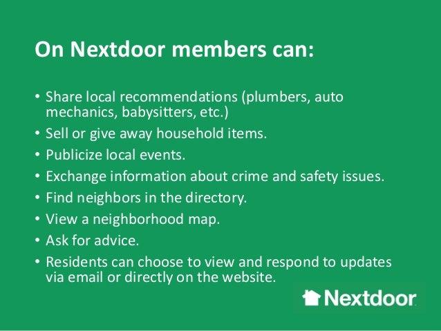 Image result for nextdoor app