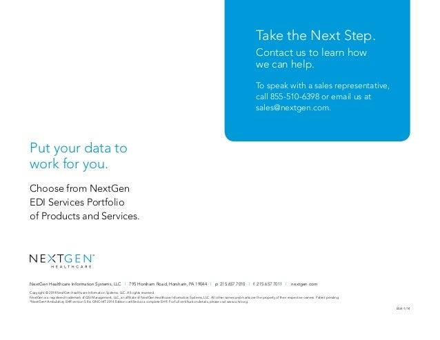 Nextgen Edi Services