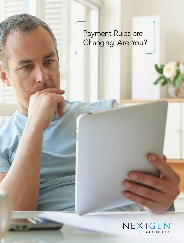 Payment Rules are Changing. Are You?