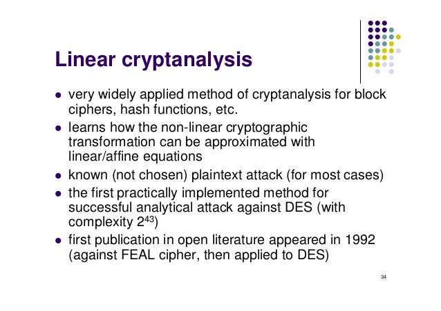 Next generation block ciphers
