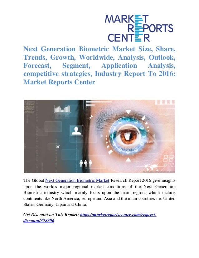 the global biometric system market