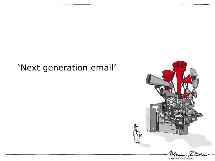 'Next generation email'