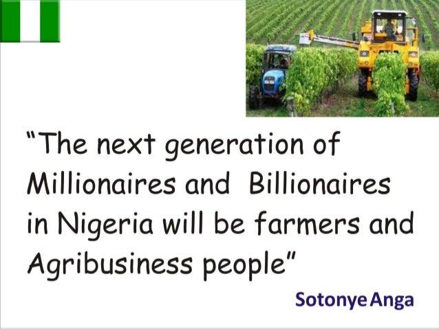 Next generation of billionaires in nigeria by sotonye anga