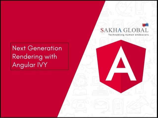 Next Generation Rendering with Angular Ivy