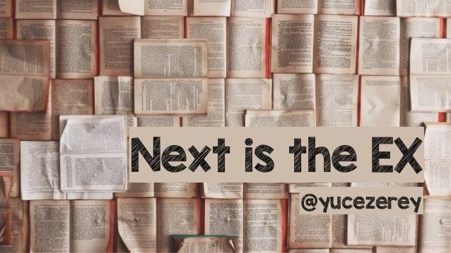 Next is the EX @yucezerey