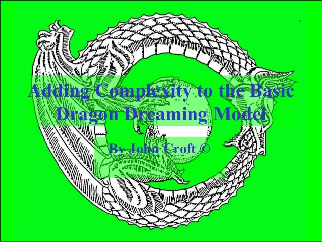 Adding Complexity to the Basic  Dragon Dreaming Model         By John Croft ©