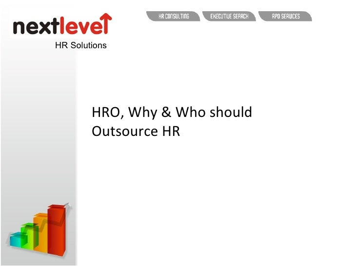 HR Solutions HRO, Why & Who should Outsource HR