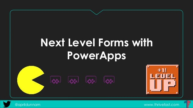 Next Level PowerApps SPS St Louis