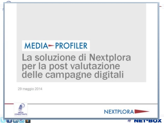 Postevaluation web Nextplora integrate in NetBox