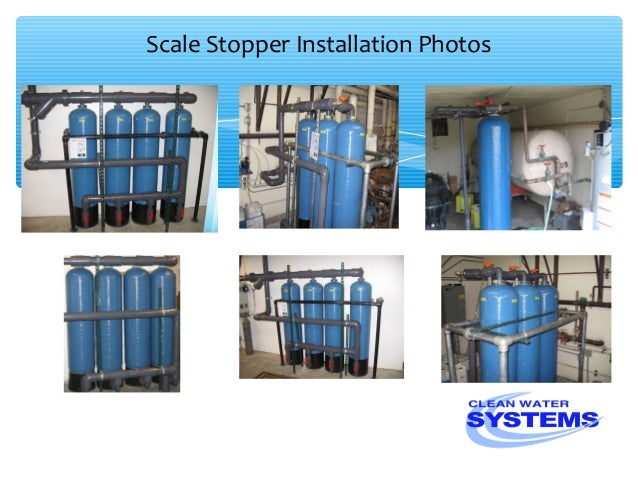 Scale Stopper Saltless Water Quot Softener Quot Amp Chlorine