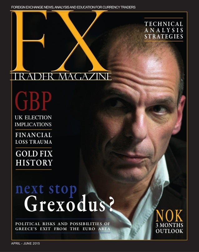 Forex traders magazine цинкер форекс