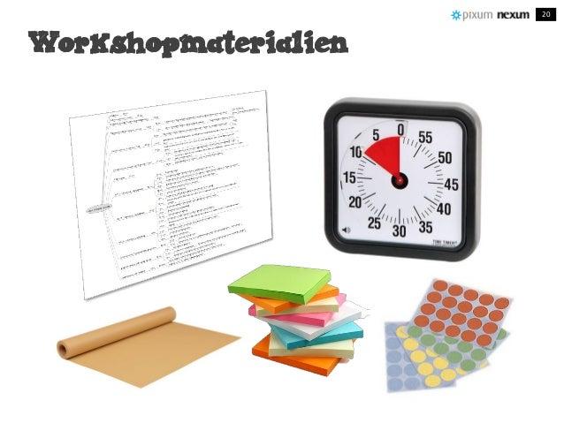 Workshopmaterialien 20