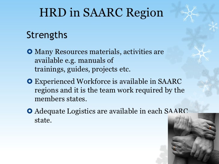 Strengths <br />Many Resources materials, activities are available e.g. manuals of trainings, guides, projects etc.<br />E...