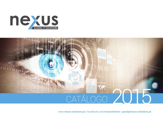 NEXUS Global IT Solutions Catálogo 2015