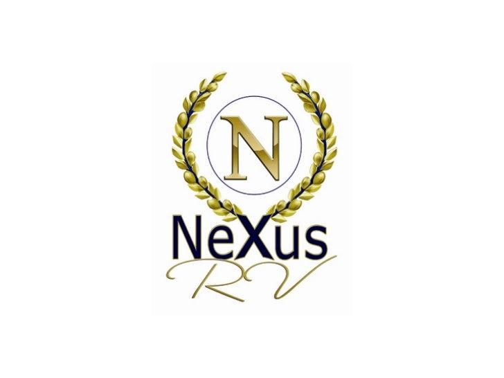 Nexus RV Factory Direct Motorhome Sales