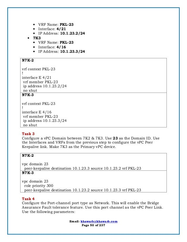 Comprehensive Coverage of the Cisco Nexus Switches pdf