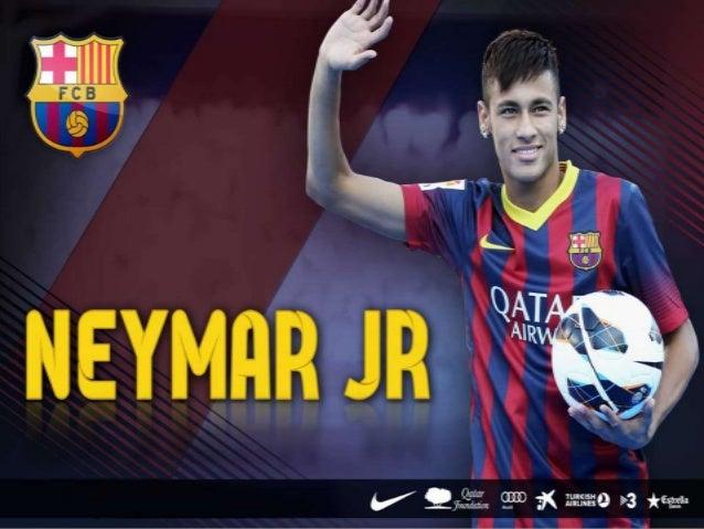 • Neymar da Silva Santos Júnior nació en Mogi das Cruzes, Sao Paulo, el 5 de febrero del 1992, mejor conocido como Neymar,...